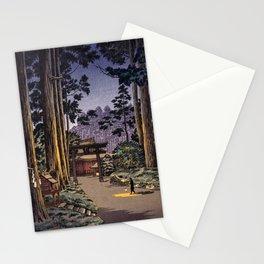 Tsuchiya Koitsu - Nikko Futara Mountain Stationery Cards