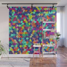 Colorful Geometric Pattern #10 Wall Mural