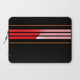 Team Colors 5...Red,orange Laptop Sleeve