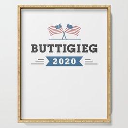 Pete Buttigieg for President, Pete 2020 Gift Serving Tray