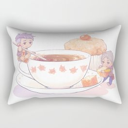 More sugar Rectangular Pillow