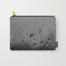 Raindrops, Kingston Ferry, WA Carry-All Pouch