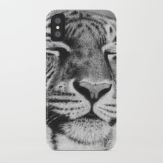 Tiger Pillow Slim Case iPhone X