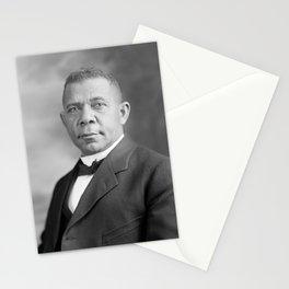 Booker T. Washington Stationery Cards