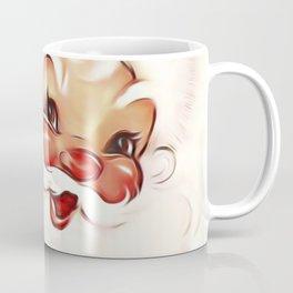 Vintage Santa 4 Coffee Mug