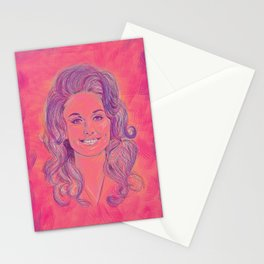 Queen Dolly Stationery Cards