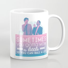 Ball A Lot Coffee Mug