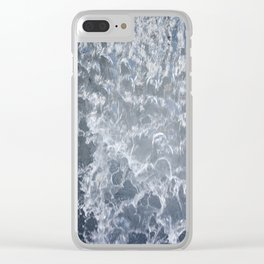 Water1 Clear iPhone Case