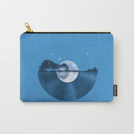 Nature Guitar Record Carry-All Pouch