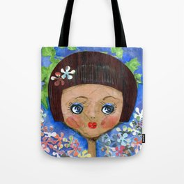 Dollface Tote Bag