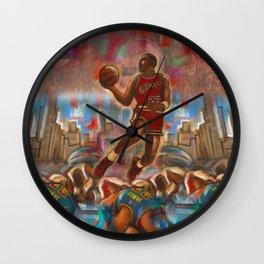 Air Vs. Erbody Wall Clock