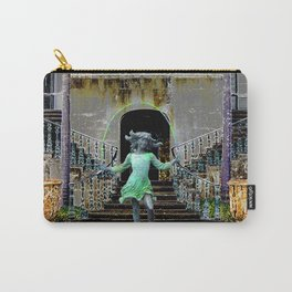 Ghost in a Madeira Mansion. Carry-All Pouch