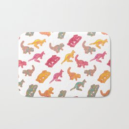 Beautiful Australian native Animals Bath Mat