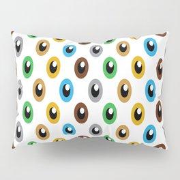 Eye Colour Pillow Sham