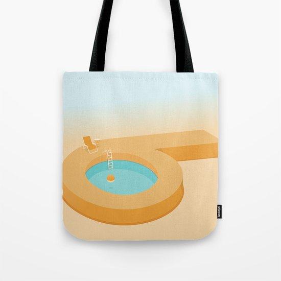 Summer 6 Tote Bag