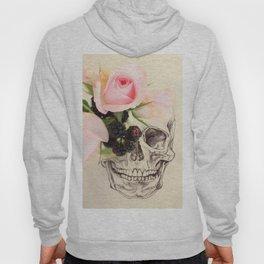 roses and blackberries Hoody