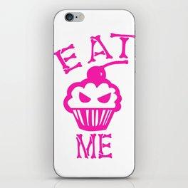 Eat Me (Magenta Version) iPhone Skin