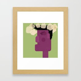 Unsatisfied Customer Four Framed Art Print