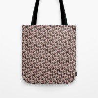 pantone Tote Bags featuring Pantone Pebbles by LLMD