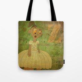 Princess Zibbo (Princess Monsters A to Z) Tote Bag