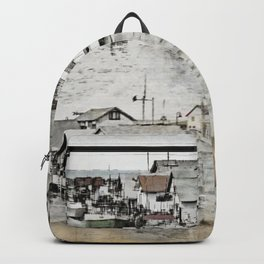 Fish Town Backpack