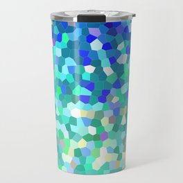 Mosaic Sparkley Texture G149 Travel Mug