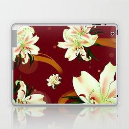 Water Lily Blossom Wonderland Laptop & iPad Skin