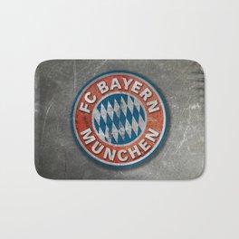 FC Bayern Munchen Bath Mat