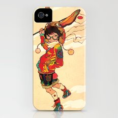 The land of the rising zine Slim Case iPhone (4, 4s)