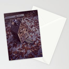 Wicked Witch of The East Stationery Cards