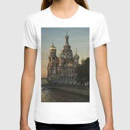 Church of the Savior on Blood T-shirt