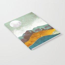 Night Fog Notebook
