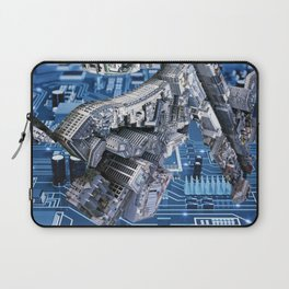 Circuit cities Laptop Sleeve