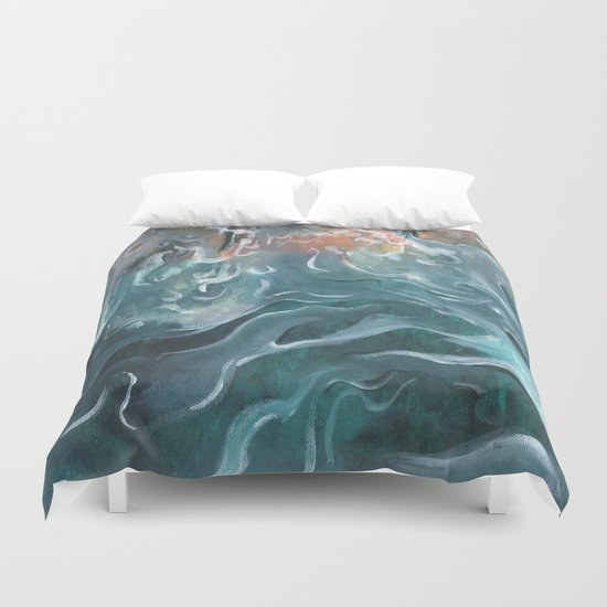 Liquified Duvet Cover