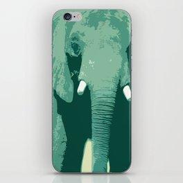 Elephant Tusk iPhone Skin