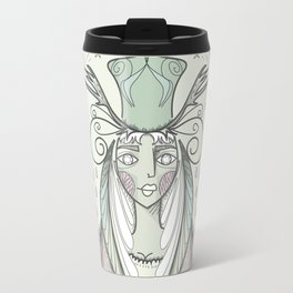 Desert Queen Travel Mug