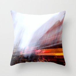 Malmo In Motion 1 Throw Pillow