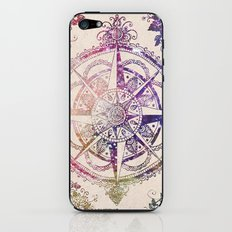 Voyager II iPhone & iPod Skin