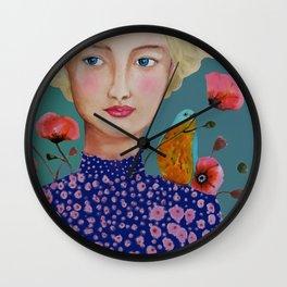 camilla Wall Clock