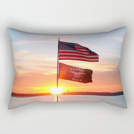Day is Done.. Rectangular Pillow
