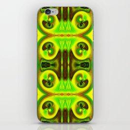 Brightly So Devils Pattern 4 iPhone Skin