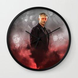 Jose Mourinho Wall Clock