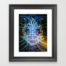 The Fifth Framed Art Print