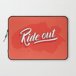 Ride out Laptop Sleeve