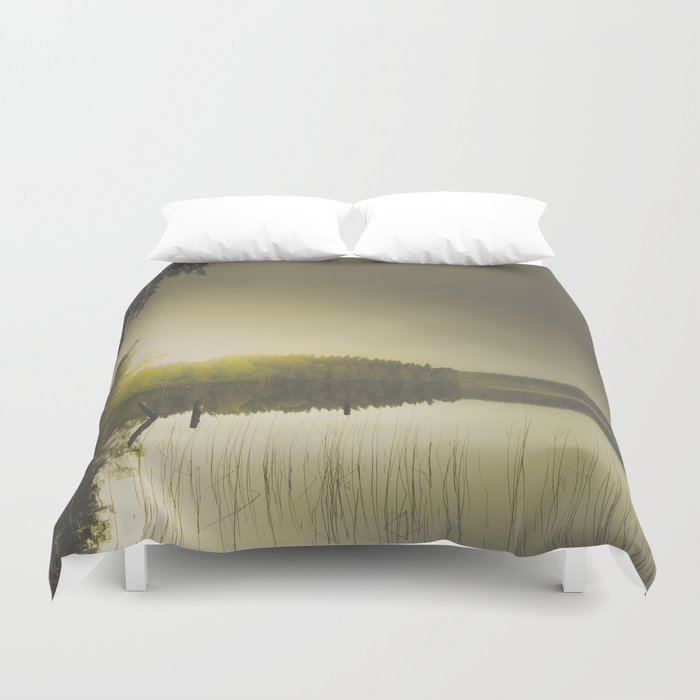 Come on baby, light my fire Duvet Cover