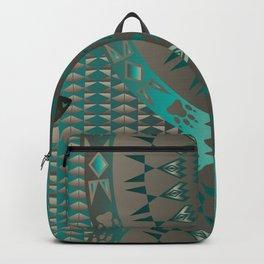 The Wolf (Aqua) Backpack
