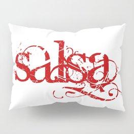 Red Salsa Pillow Sham