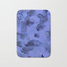 Solstice - Blue Bath Mat