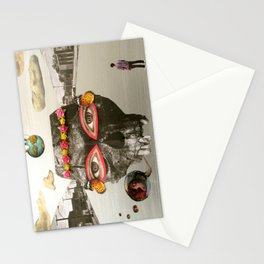 We Owe Each Other The World Stationery Cards