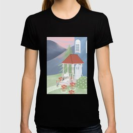 Spring in Moominvalley T-shirt